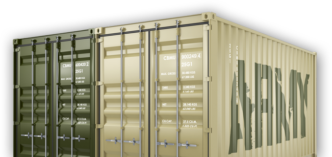 army container